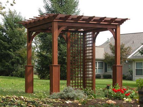 pressure treated pergola wooden pergolas pressure treated pine pergolas by baldwin outdoor comfort