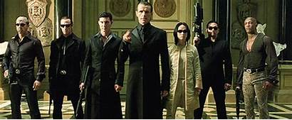 Matrix Reloaded Merovingian Fight Inspired Gifs Paris