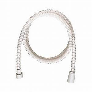 Flexible De Douche : grohe relexa grohflex flexible de douche 150 cm 28151l00 blanc ~ Premium-room.com Idées de Décoration
