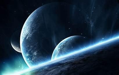 Space Sci Fi Planet Landscape Planetscape Artwork