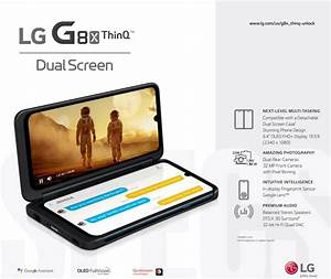 Unlocked Lg G8x Thinq Dual Screen User Manual    Guide