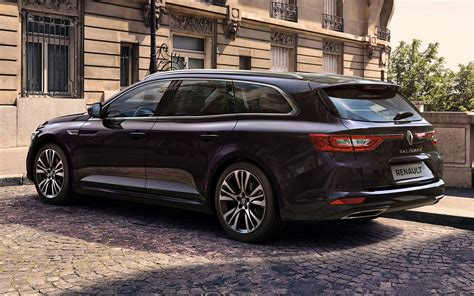 renault talisman estate initiale paris wallpapers