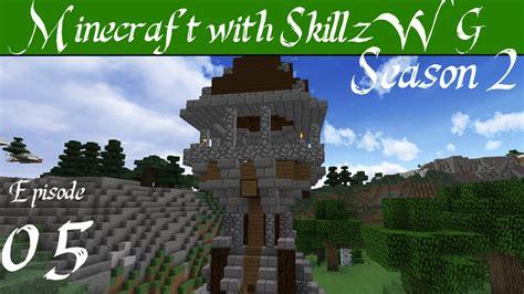 enchantment tower room minecraft  vanilla lets play