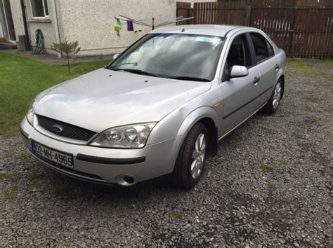 2002 Ford Mondeo For Sale For Sale In Portarlington, Laois