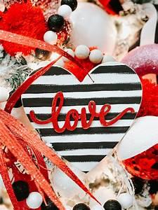 Diy, Dollar, General, Valentine, Ornament