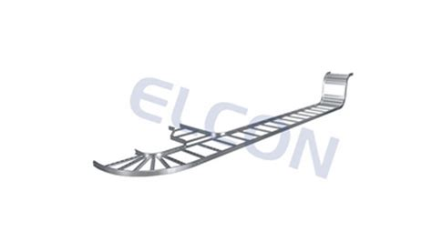 ladder type cable trays hot dip galvanized cable trays manufacturer