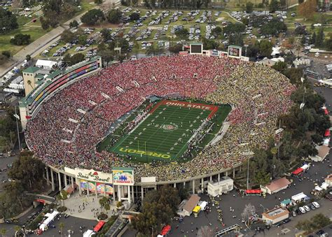 urban meyer announcement boosts rose bowl package sales