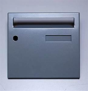 Passe Boite Aux Lettres : porte boites aux lettres collectives acier normes poste ~ Dailycaller-alerts.com Idées de Décoration