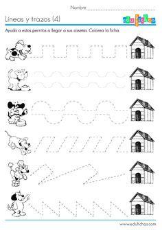 fiches pedagogiques exercices graphisme maternelle