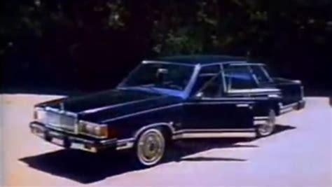 mercury cougar  door commercial