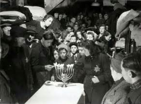 Menorah Lighting by 20 Photos That Change The Holocaust Narrative Pop Chassid