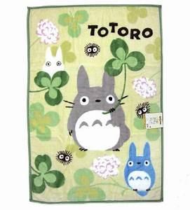 Shared Items: Totoro Blanket – Cosy Kawaii