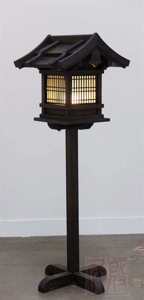 japanese wooden lantern outdoor wl2 things to wear