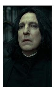 Detail you didn't notice about Harry Potter: Snape - Somag ...