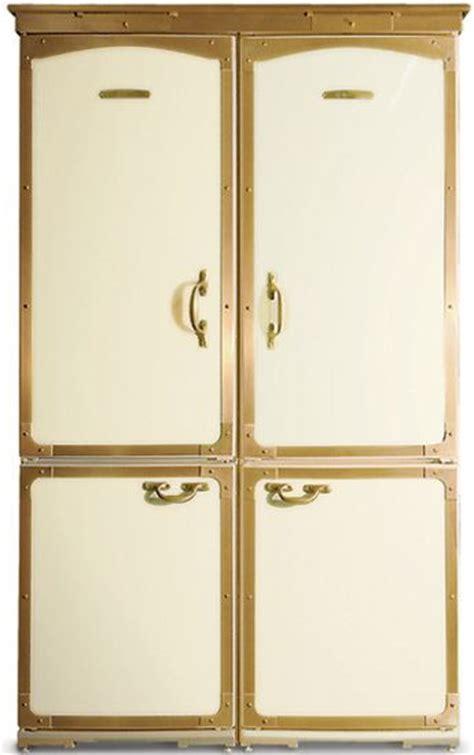 antique refrigerator 4 doors restart ilve Just keeps