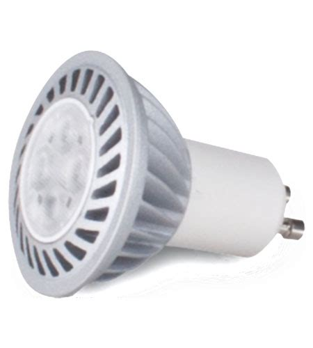 sea gull mr16 gu10 base 6w 120v led light bulb in 4000k