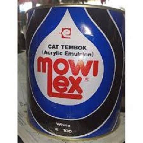 harga cat mowilex  viral cat rumah minimalis
