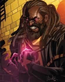 Bishop Marvel Comic Character