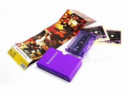Tape Purple Cuban Linx Built Raekwon Down