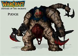 Dota - Pudge by Stachir on DeviantArt