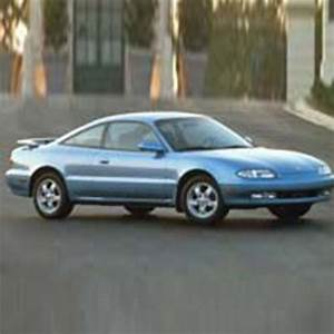 Mazda Mx6 Repair Manual 1991-1997