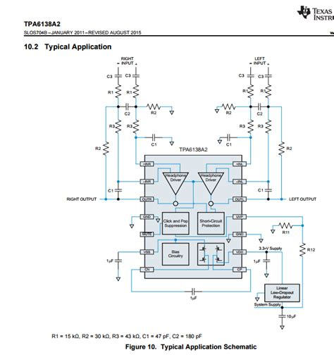 Audio Pcm Dac Direct Connection Tpaa