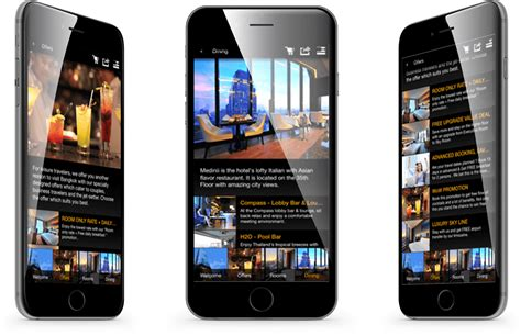 Compass Mobili by Mobile App Compass Hospitality