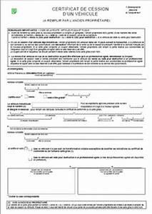 Papier De Vente D Un Véhicule : marubricabrac certificat de cession gratuit ~ Gottalentnigeria.com Avis de Voitures