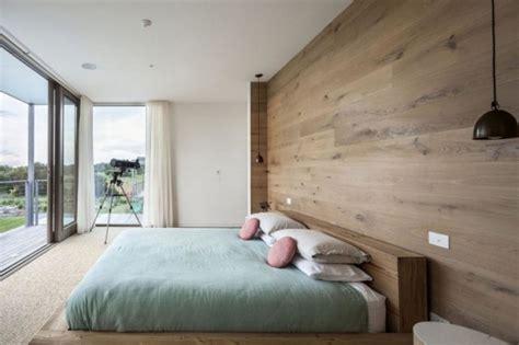 wooden bedroom walls design ideas