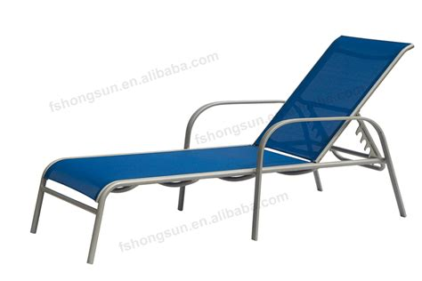 sale outdoor furniture mesh lounge chair dimensions