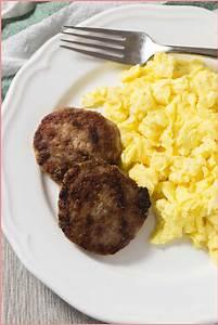paleo breakfast sausage patties