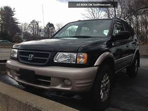 2000 Honda Passport 4x4 Loaded Condition Rodeo