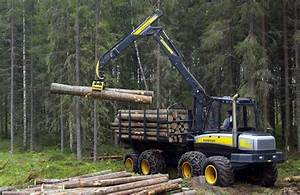 Forestry machines markets in Germany, Austria and