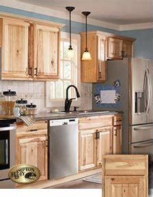 how to redo kitchen cabinets home depot hton hickory cabinets pinteres 7324