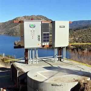 Precast Concrete Lift Station  Pump Station