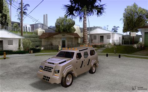 Fbi Truck For Gta San Andreas » Page 1