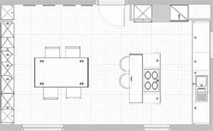 Küche Mit Kochinsel Grundriss : wie die k che planen k chenausstattung forum ~ Michelbontemps.com Haus und Dekorationen