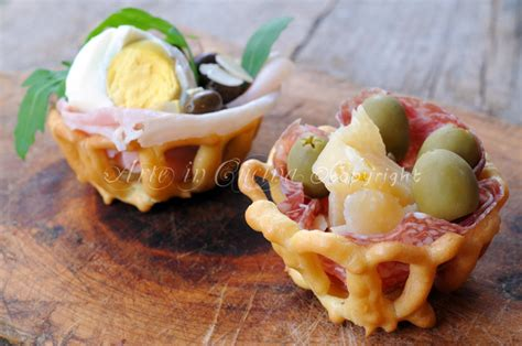 cuisine choux cestini di pasta choux ripieni antipasti natale arte in