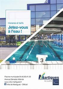Piscine La Seyne Horaire : ville de martigues la piscine municipale ~ Dailycaller-alerts.com Idées de Décoration