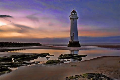 perch rock lighthouse perch rock lighthouse