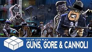 Guns, Gore & Cannoli - 2 Player Co-Op Gameplay - YouTube