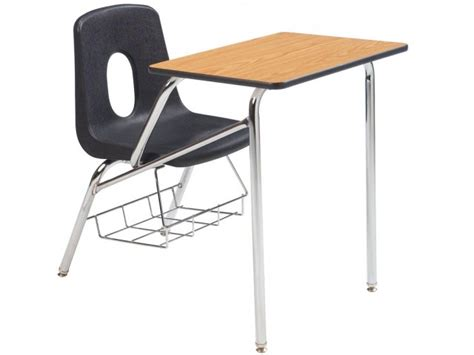 student desk chair combo poly combo chair desk laminate top 19 quot h student chair desks