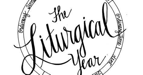 The Liturgical Year Coloring Book