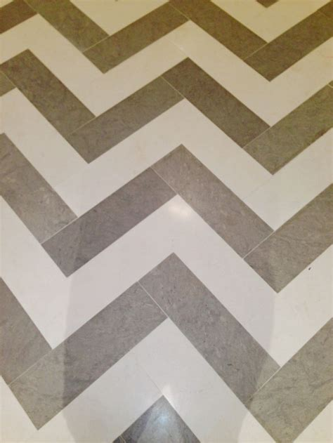 chevron floor tile designs
