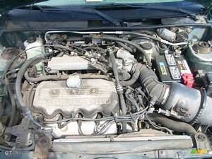 1998 Ford Escort Se Sedan 2 0 Liter Sohc 8