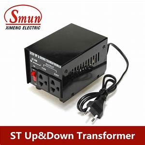 China Single Phase 500w Step Up Transformer110