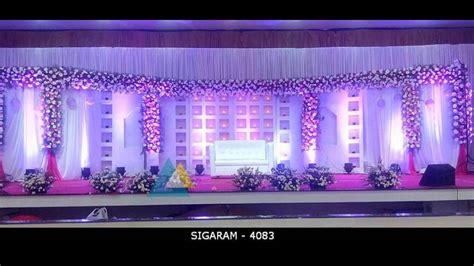grand wedding decoration  bkn auditorium purasawalkam