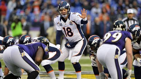 ravens  broncos nfl kickoff  game time tv