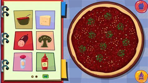 jeu de cuisine android pizzaiolo jeux de cuisine applications android sur