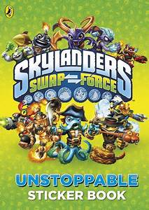 Skylanders Swap Force By Sunbird Penguin Books Australia